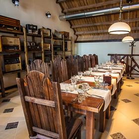 Новое место: ресторан «Раздолле» - авторская кровянка и Витовт