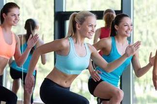 Набор в новую группу по фитнесу BODY SCULPT + STRETCH