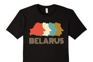 Фотофакт: швейцарский интернет-магазин продает серию футболок BELARUS