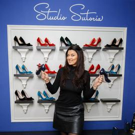 Презентация новых коллекций обуви Студии Сутория