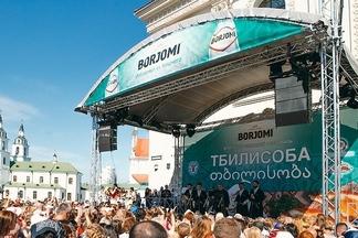 В Минске пройдет грузинский фестиваль «Тбiлiсоба»