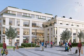 Гостиница, торговый центр и фудкорты: возле «Динамо» построят новый комплекс