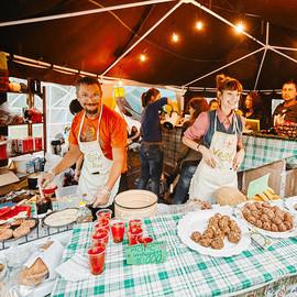 Фестиваль уличной еды «Vulitsa.Ezha»
