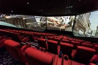 На открытии первого киноэкрана обзором 270 градусов покажут фильм Marvel