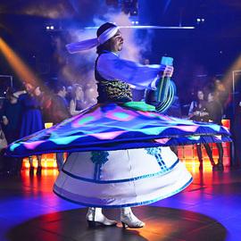 Tanura. Dance of heart