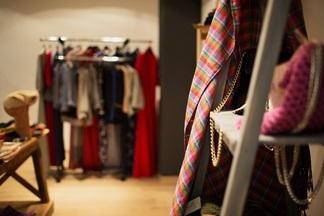 Фотофакт: что можно найти в новом магазине «Канцэпт-крама BFM» с одеждой белорусских дизайнеров