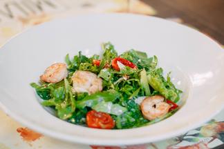 Обед по-итальянски: что стоит попробовать в ланч-меню Milano Café
