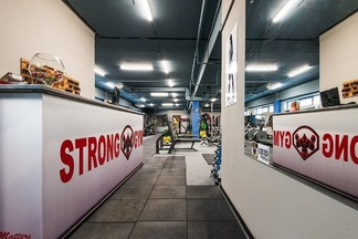 Еще больше железа: на Каменной горке открылся фитнес-клуб Strong Gym. Абонементы от 30 рублей