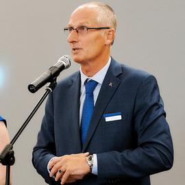 Приём по случаю назначения нового Генерального Менеджера «Ренессанс Минск Отель» — Дирка Влиербума