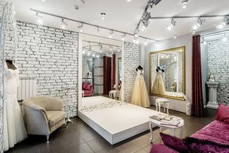 Фотофакт: в столице появился новый свадебный салон Bonjour