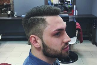 В новом барбершопе Syndicate предлагают удаление волос открытым огнем