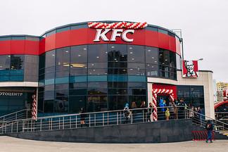 КFC в Минске открылся. Фоторепортаж с Каменной горки