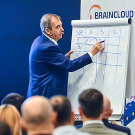 Тренинг Радмило Лукича «Работа с клиентами в условиях кризиса»
