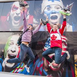 Чемпионат мира-2014 по хоккею: Россия — Германия