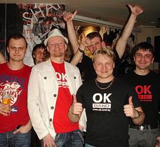 День смеха 1 апреля. Группа «Ok-Band»