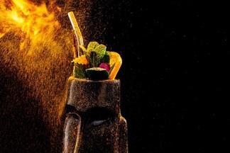 Новое коктейльное меню в Embargo, или Как выглядит коктейль «Беларусь» с гречкой и медом