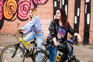 Карта велопроката: где в Минске взять велосипед напрокат