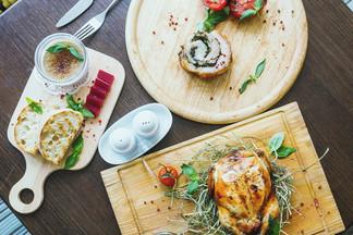 Кафе-гостиная «Чехов» вводит пасхальное меню: пять новых блюд для белорусских хозяек