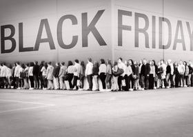 В ТЦ «Новая Европа» пройдет Black Friday с большими предновогодними распродажами
