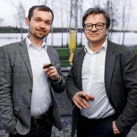 Дегустация портвейнов Pocas на 2-ой годовщине «Минского сигарного клуба»