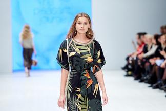 Фотофакт: белорусский бренд Nelva представил новую весенне-летнюю коллекцию на Belarus Fashion Week