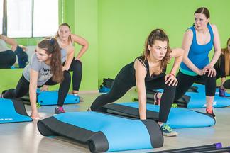 Фотофакт: в Минске открылся большой фитнес-центр