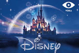Любимые герои детства теперь на VOKA: видеосервис запустил подписку Disney