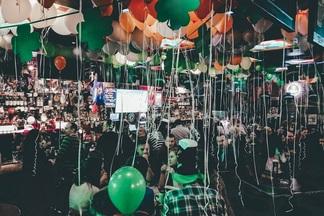 Как минчане праздновали День святого Патрика?