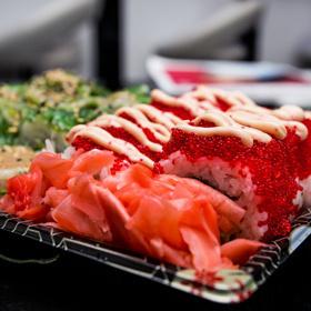 Открылась новая доставка блюд японской кухни