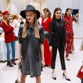 Итальянская вечеринка «Fashion Gets personal»