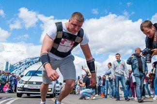 Перетягивания машин и жим с бревнами: турнир силового экстрима Мinsk Open Cup пройдет в Минске
