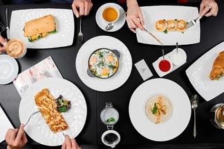 Завтрак в городе: что съесть в ресторане V.Cafe (от 3,5 рублей)
