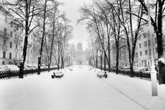 Глава Минска поручил расчистить город от снега за 2 дня