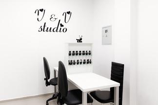 Фотофакт: Новая студия красоты V&V Studio появилась на Независимости, 85