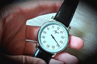 «Луч» выпустил коллекцию часов с обратным ходом