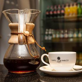 Репортаж: варим правильный кофе с шеф-бариста