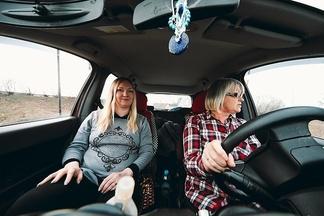 Девушка-автоинструктор: «Женщины всегда едут спокойно, не то что мужчины»