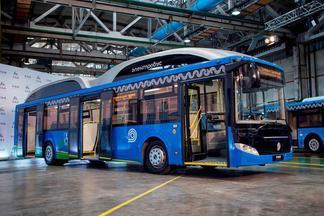 Электробусы начнут курсировать по новым маршрутам до начала II Европейских игр