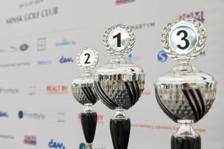 В Минске прошел турнир по гольфу среди «айтишников». Посмотрите, как это было