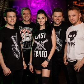 Leto с Versus Cover Band