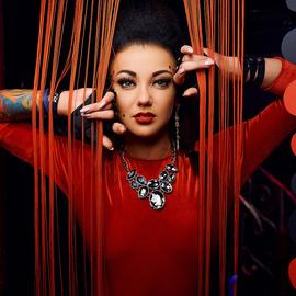 Fashion New Year - Red Dragon