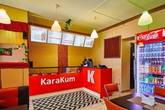 Фотофакт: Кафе туркменской кухни «Каракум» открылось возле Площади Независимости