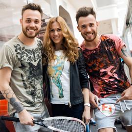 Турнир Squash & Media 2015