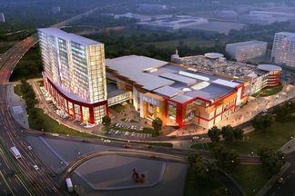 Какие торговые центры откроются в Минске в 2019 году