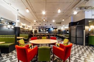 Новое место на Зыбицкой: двухэтажный рестобар «Буфет» с полноценной кухней и интерьером от дизайнера Bistro de Luxe и Grand Cafe