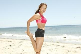 Не нужно «худеть к отпуску»! Американский фитнес-тренер и мать четверых детей о том, как быть в форме без жестких ограничений