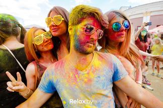 На этих выходных в Минске пройдет фестиваль красок ColorFest. Вход свободный