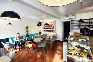 Фотофакт: Завтраки до 16:00 и коворкинг. На месте «Фильтра» открылась «Кофейня на Ленина, 9»
