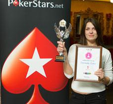 Женский покерный турнир Ladies Cup '12