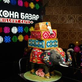 День рождения Чайхона Базар 3 года. Восточная сказка